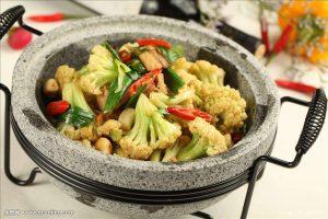 新式石锅饭